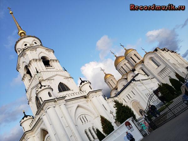 Мой отдых во Владимирской области - Владимир, Успенский собор