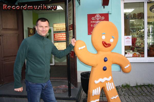 Мой отдых во Владимирской области - Владимир, печенька