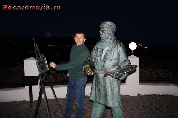 Мой отдых во Владимирской области - Владимир, пишем картину