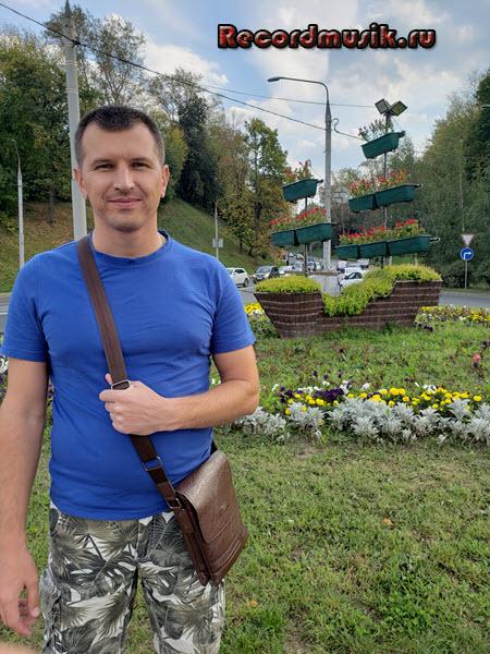 Мой отдых во Владимирской области - Владимир, цветочный корабль