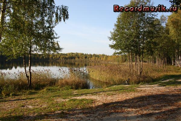 Мой отдых во Владимирской области - красивый вид на озеро Светлояр