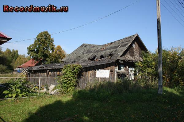 Мой отдых во Владимирской области - село Владимирское