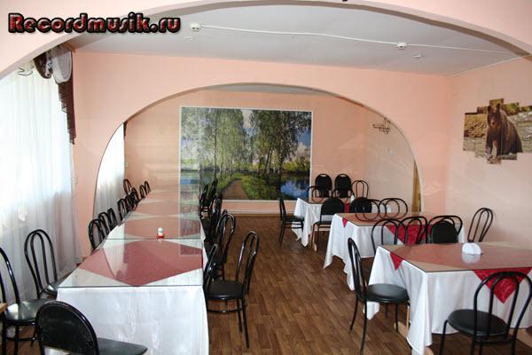 Мой отдых во Владимирской области - уютное кафе в центре