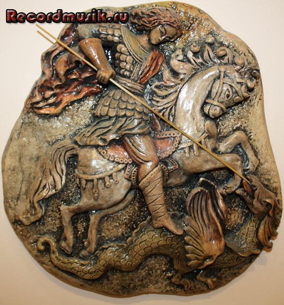 Мой отдых во Владимирской области - всадник борется с драконом